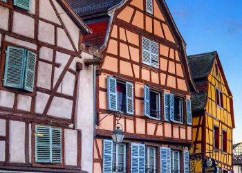 Alsace Colombages